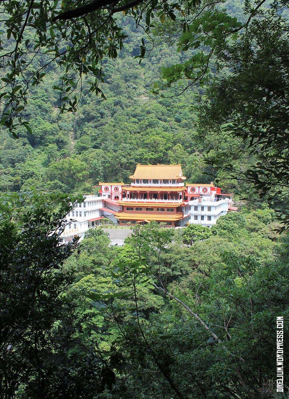 ChangChun Temple - Taroko Gorge - Hualien County - Taiwan