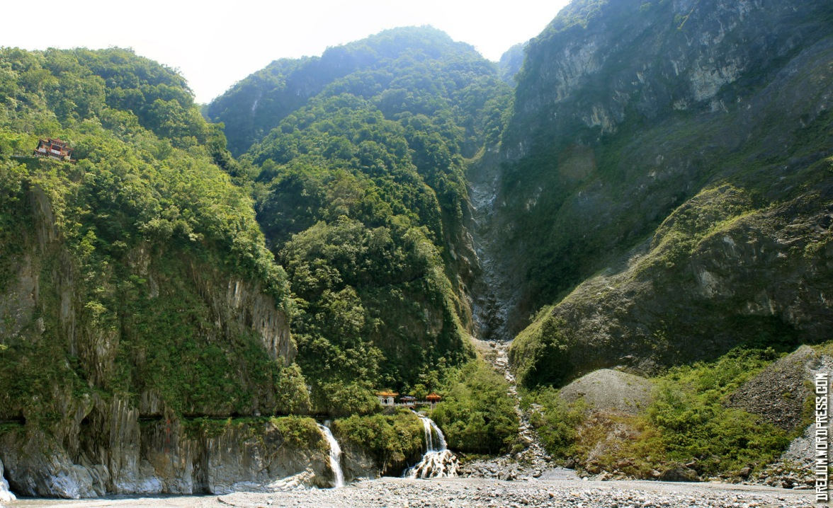 Eternal spring shrine (Changchun shrine) - Taroko gorge - Hualien County - Taiwan