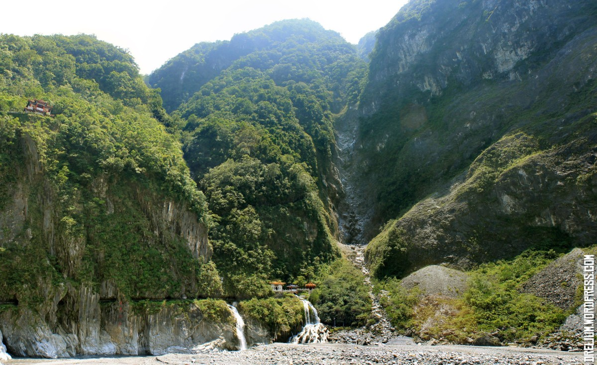 Taroko gorge National Park 太魯閣國家公園
