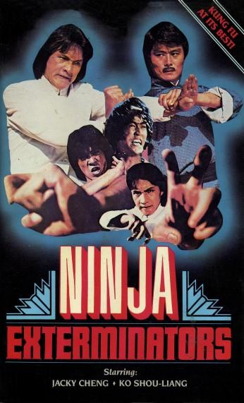 ninja exterminators
