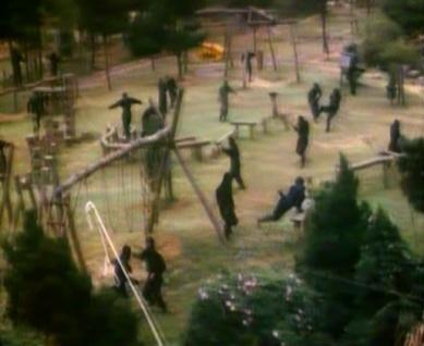 05 ninjas boot camp