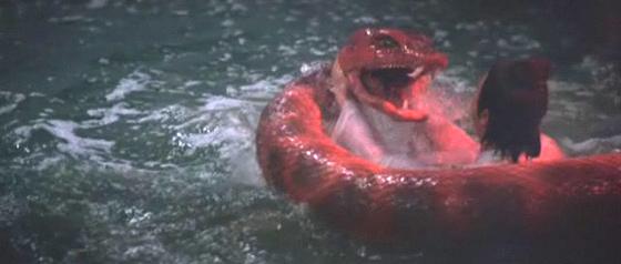 06 Danny vs python rouge geant
