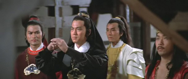 06 Dick Wei - Ti Lung - Lam Fai Wong & Johnny Wang