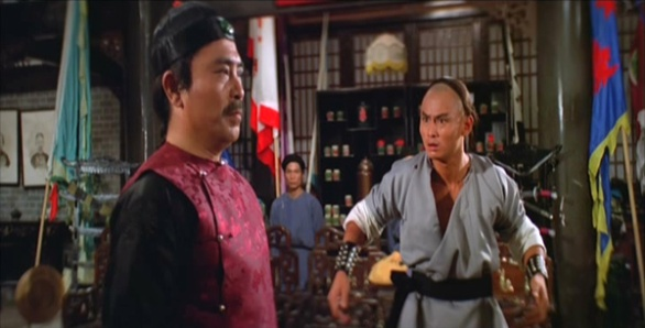 08 Ku Feng pere et maitre de Gordon Liu