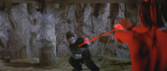 11 Danny pourfendeur de gorille