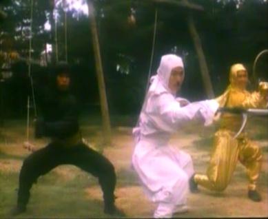 12 Ninjas trio