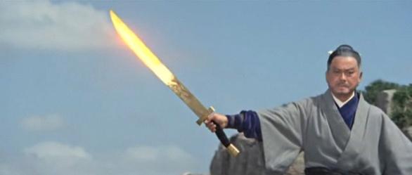 13 Lee Pang Fei & la golden blade
