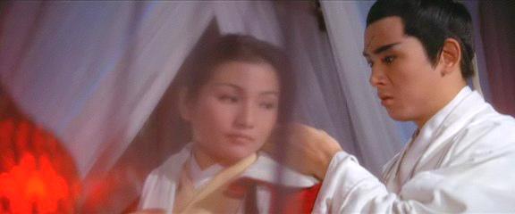16 Cheng Pei Pei et Wang Yu amoureux