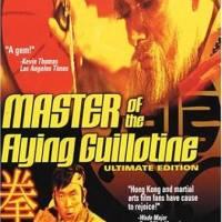 Le Bras Armé de Wang Yu contre la Guillotine Volante (獨臂拳王大破血滴子) 1976