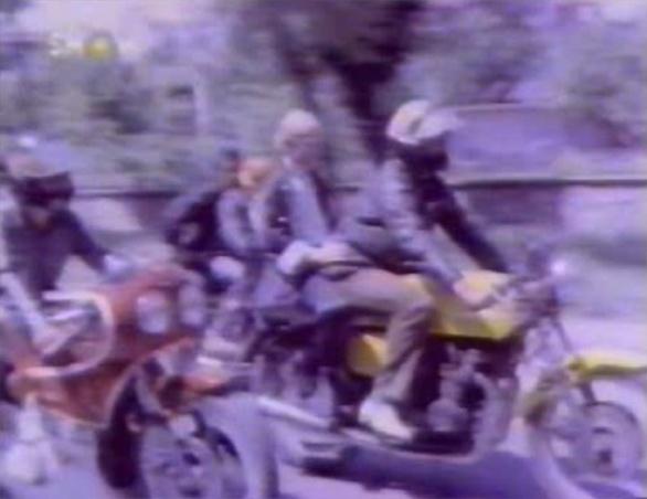 16 des bikers turcs