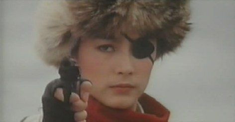 Brigitte Lin dans Golden Queen Commando