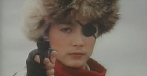 Brigitte Lin dans Golden Queen Commando