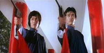 Wilson Tong et Yuen Wah