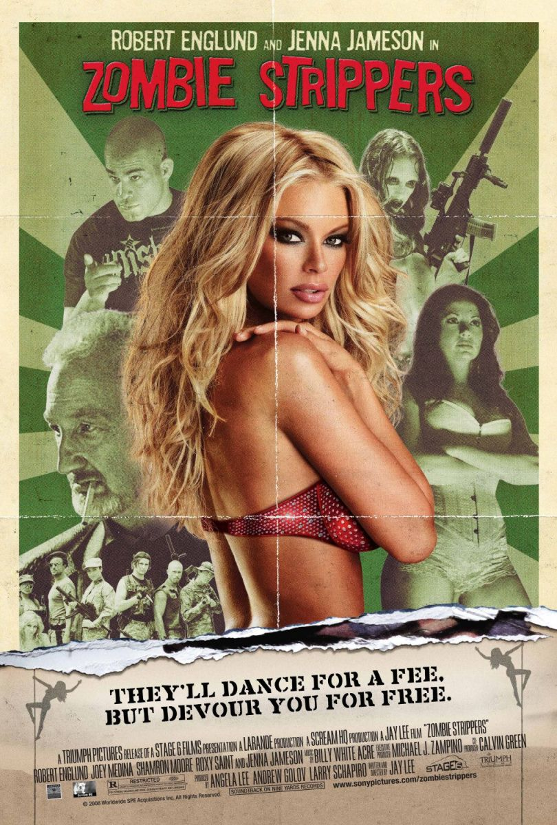 Zombie Strippers (2007)