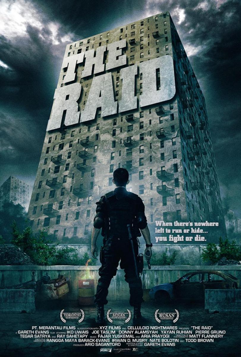 The Raid (Serbuan maut) 2011
