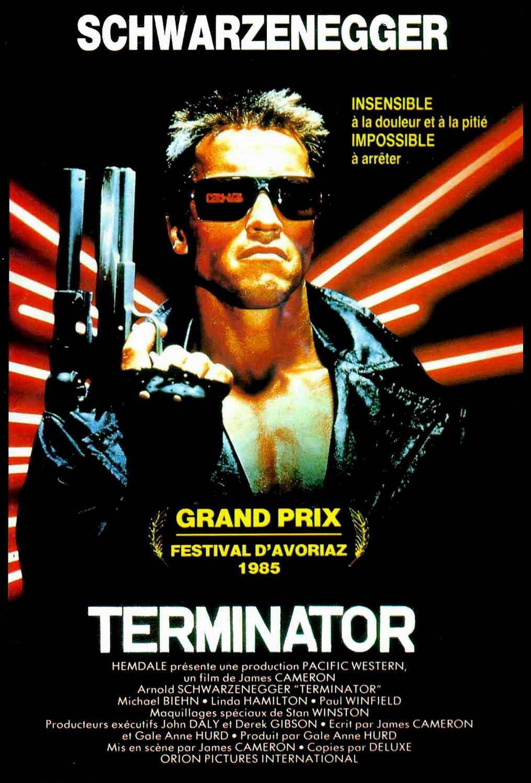 Terminator affiche