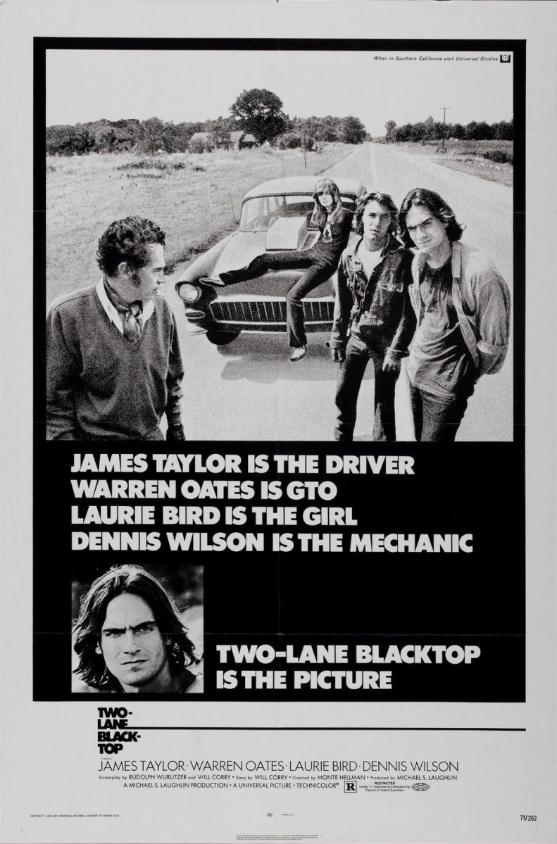 Macadam à deux voies (Two-lane blacktop) 1971