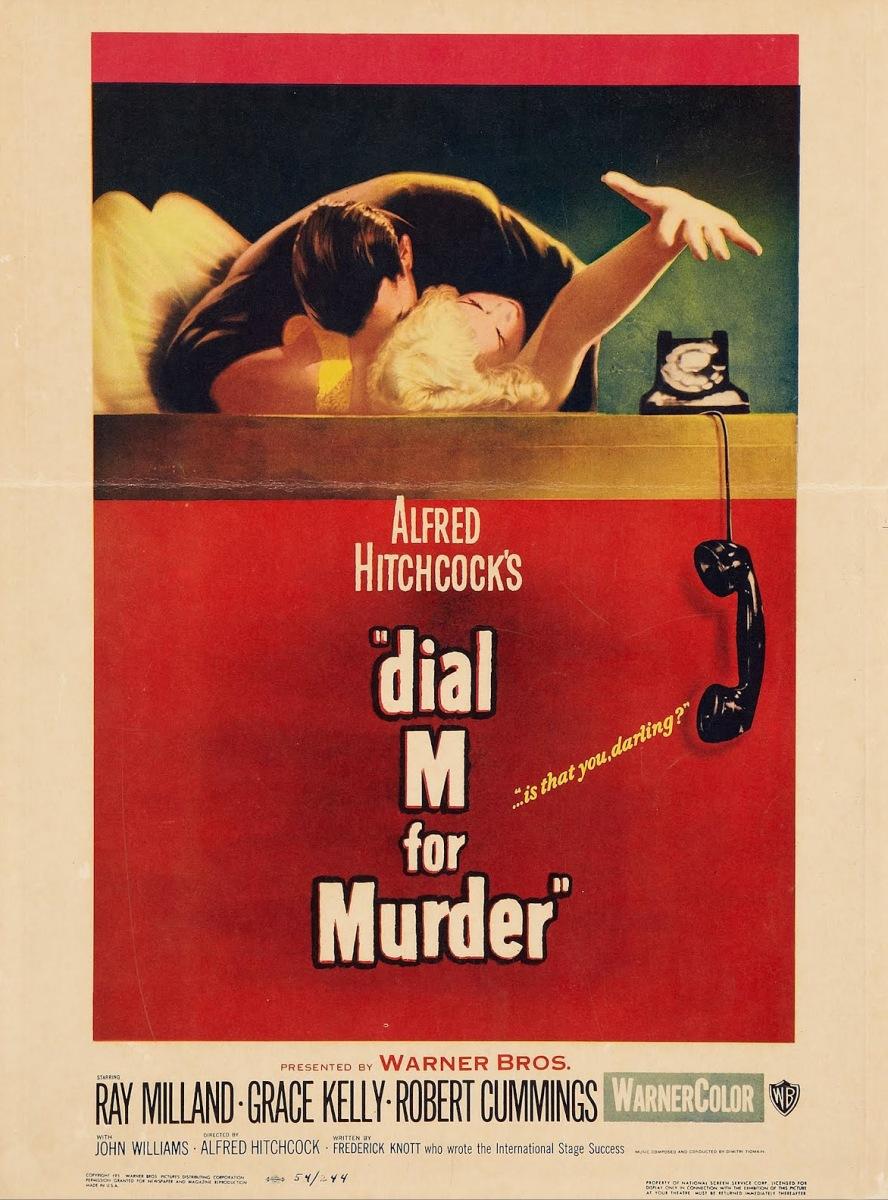 Le Crime était presque parfait (Dial M. for Murder) 1955