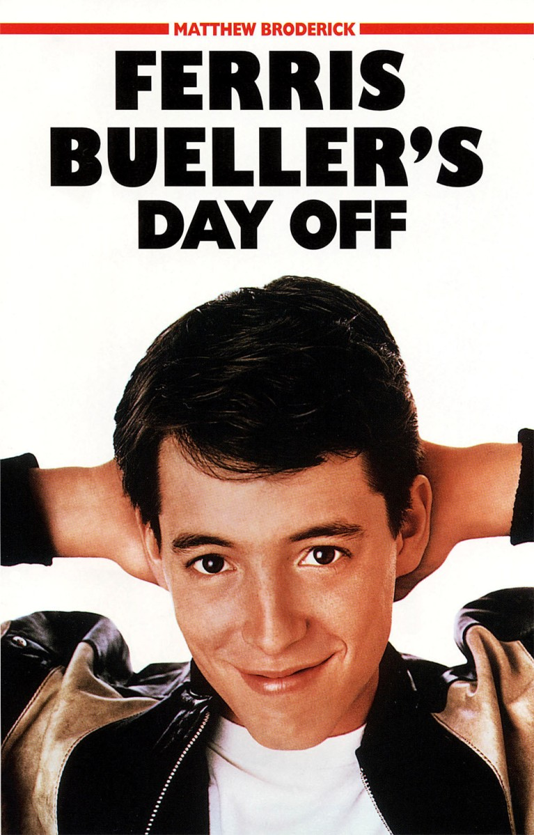 La Folle Journée de Ferris Bueller (Ferris Bueller's Day Off) 1986