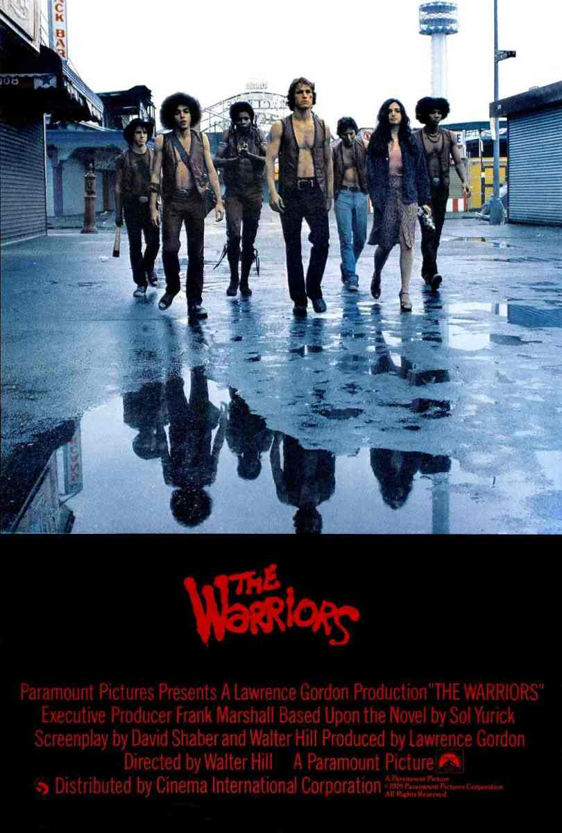Les Guerriers de la nuit (The Warriors) 1979
