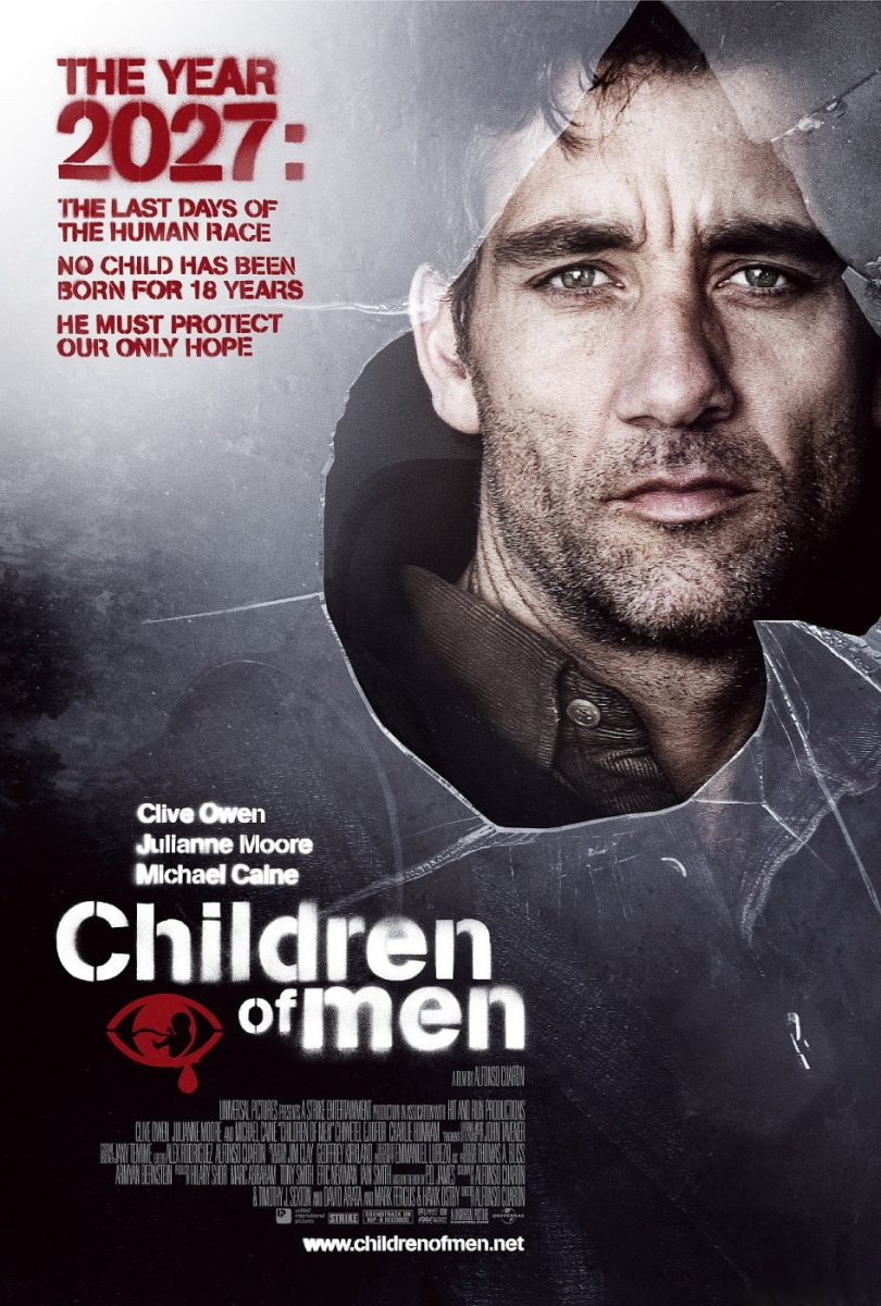 Les fils de l'homme (Children of men) 2006