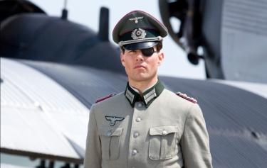 Claus von Stauffenberg (Tom Cruise) dans Walkyrie