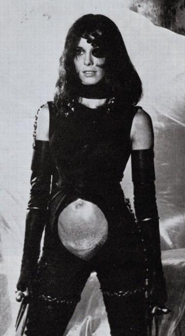 Black Queen of Sogo (Anita Pallenberg) dans Barbarella