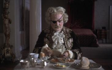 Chevalier de Balibari (Patrick Magee) dans Barry Lindon