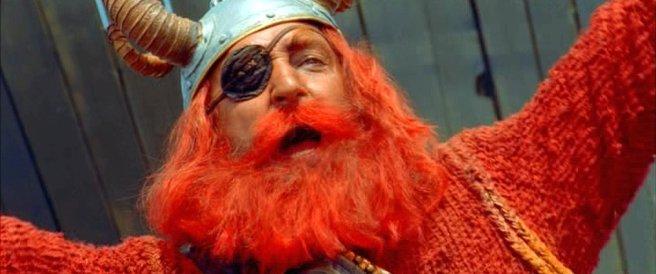 Barbe Rouge (Bernard Farcy) dans Mission Cléopâtre