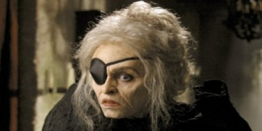 Jenny / la sorcière (Helena Bonham Carter) dans Big Fish