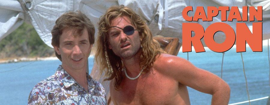 Captain Ron (Kurt Russell) dans Captain Rod