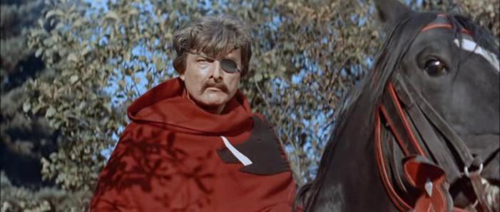Jurand de Spychów (Andrzej Szalawski) dans Les Chevaliers teutoniques