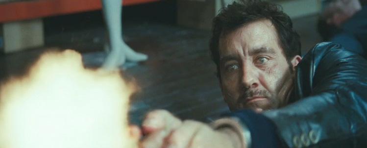 Spike Logan (Clive Owen) dans Killer Elite