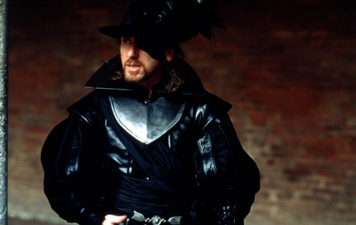 Rochefort (Eli Roth) dans D'Artagnan (2001)