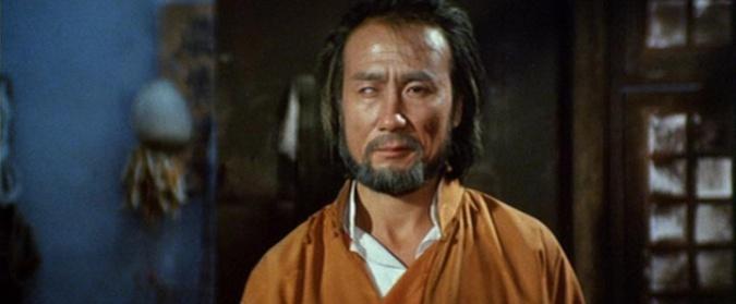 Le grand méchant (Hwang In Shik) dans Dragon Lord