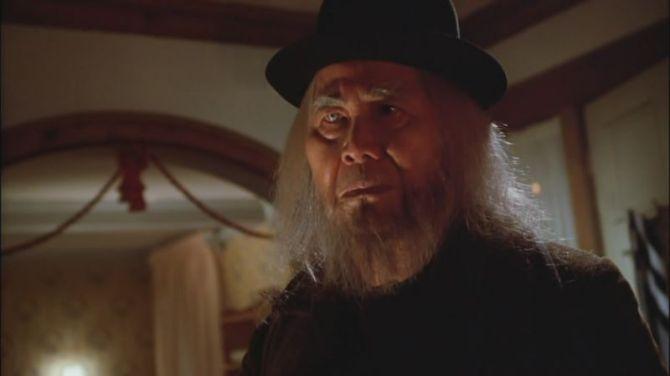 Mr Wing (Keye Luke) dans Gremlins 1 et 2