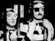 Filochard (Robert Dhéry) dans Les aventures des Pieds Nickelés (1947)