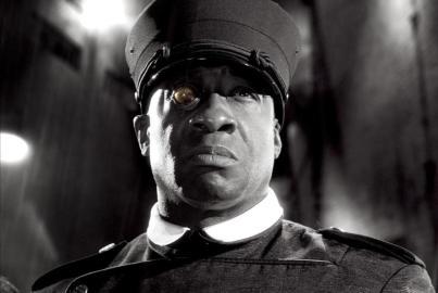 Manute (Michael Clark Duncan) dans Sin City