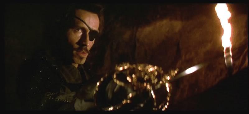 Rochefort (Michael Wincott) dans Les trois mousquetaires (1993)