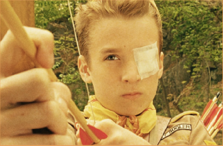 Lazy-Eye (Charlie Kilgore) dans Moonrise Kingdom