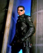 Nick Fury (David Hasselhoff) dans Nick Fury (1997)