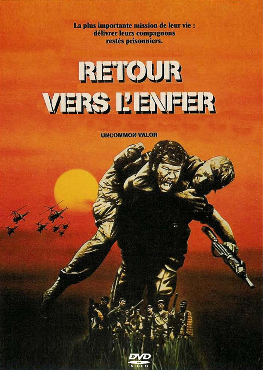 Retour vers l'enfer (Uncommon Valor) 1983