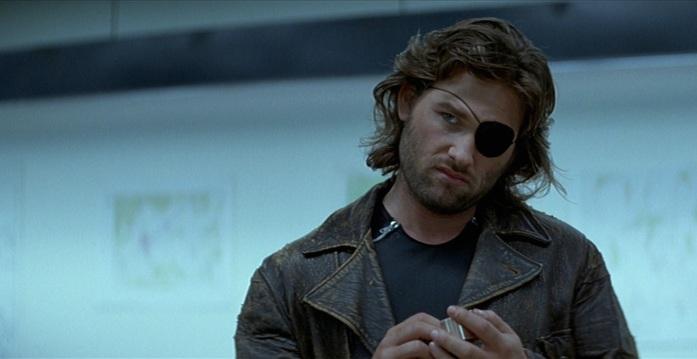 Snake Plissken (Kurt Russell) dans New York 1997