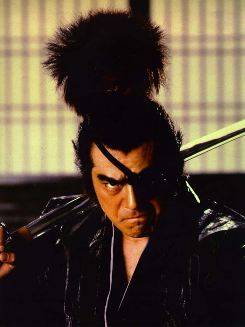 Sonny Chiba (Yagyu Jubei) dans Samurai reincarnation (1982)