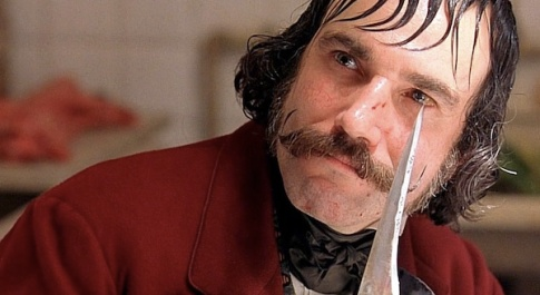 William Cutting alias Bill le Boucher (Daniel Day Lewis) dans Gangs of New York