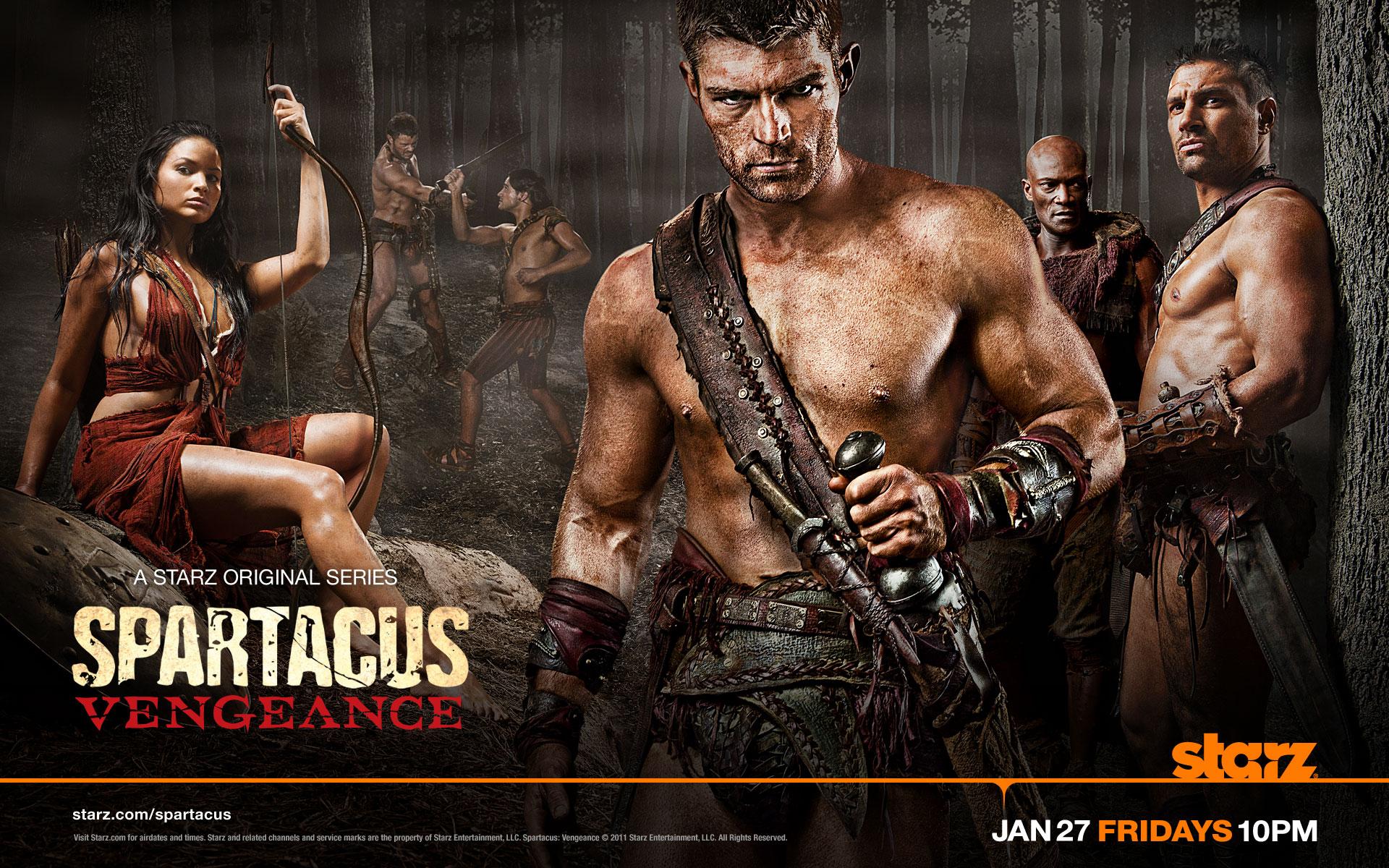 spartacus les dieux de larène