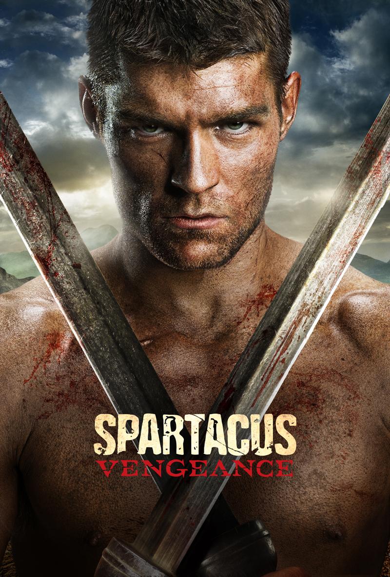 Filme Spartacus intended for spartacus : les dieux de l'arène (2011) et vengeance (2012) – lqdc