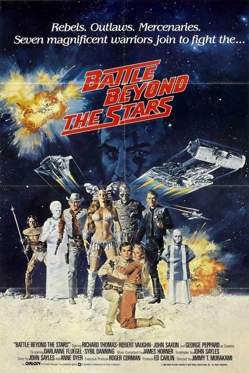Les Mercenaires de l'espace (Battle Beyond the Stars) 1980