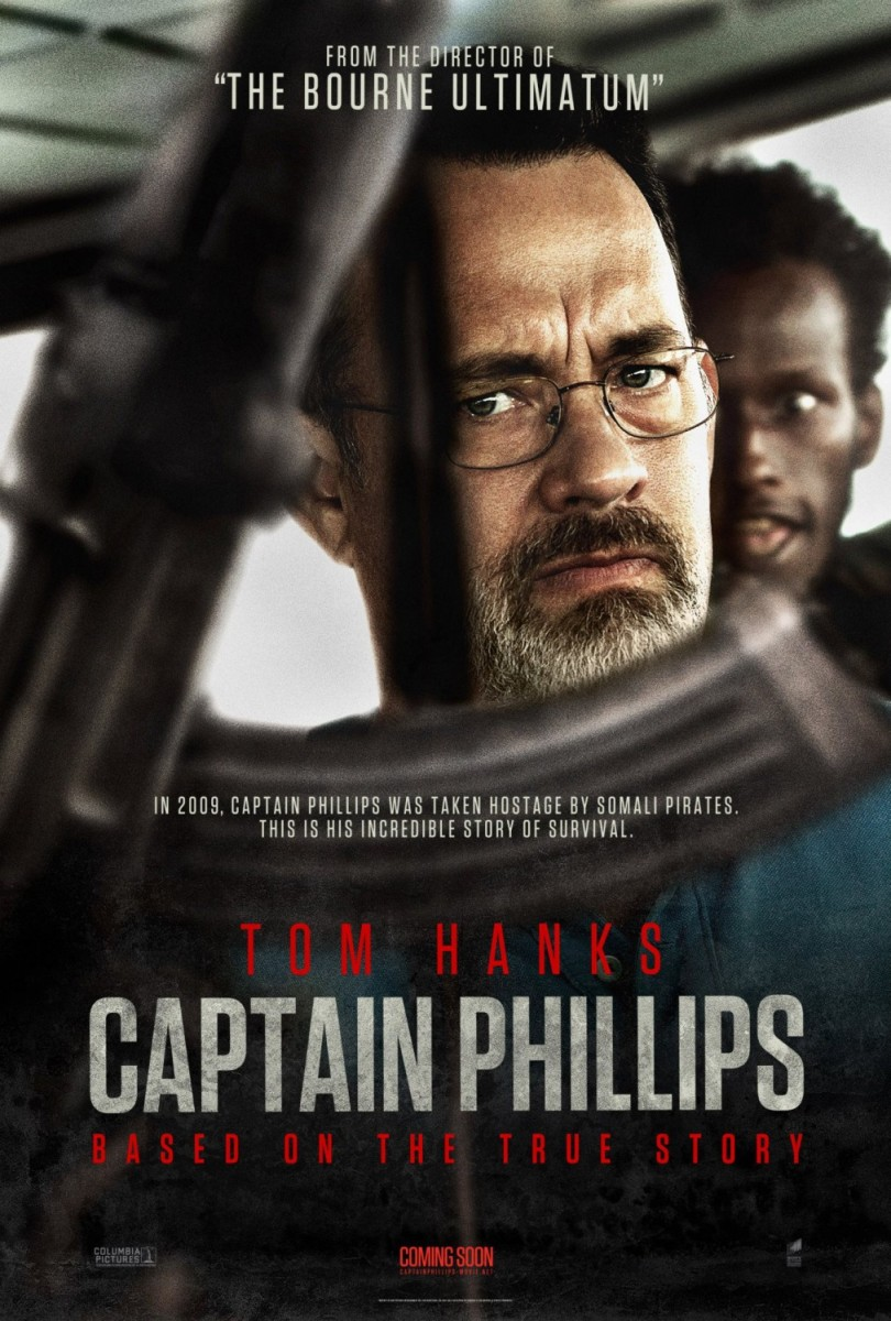 Capitaine Phillips (Captain Phillips) 2013