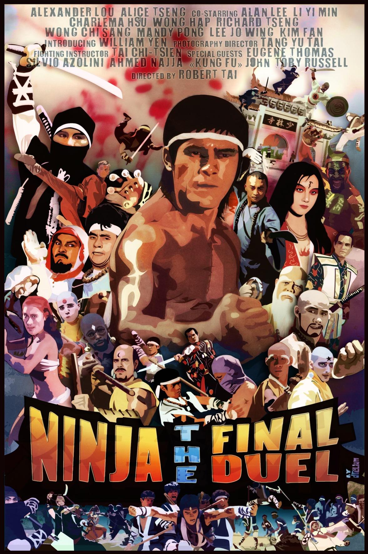 Ninja, the final duel